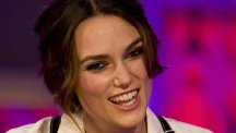 Keira Knightley confessed she is a massive fan of The Great British Bake Off