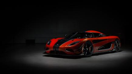 Koenigsegg sets new record for world's fastest production car