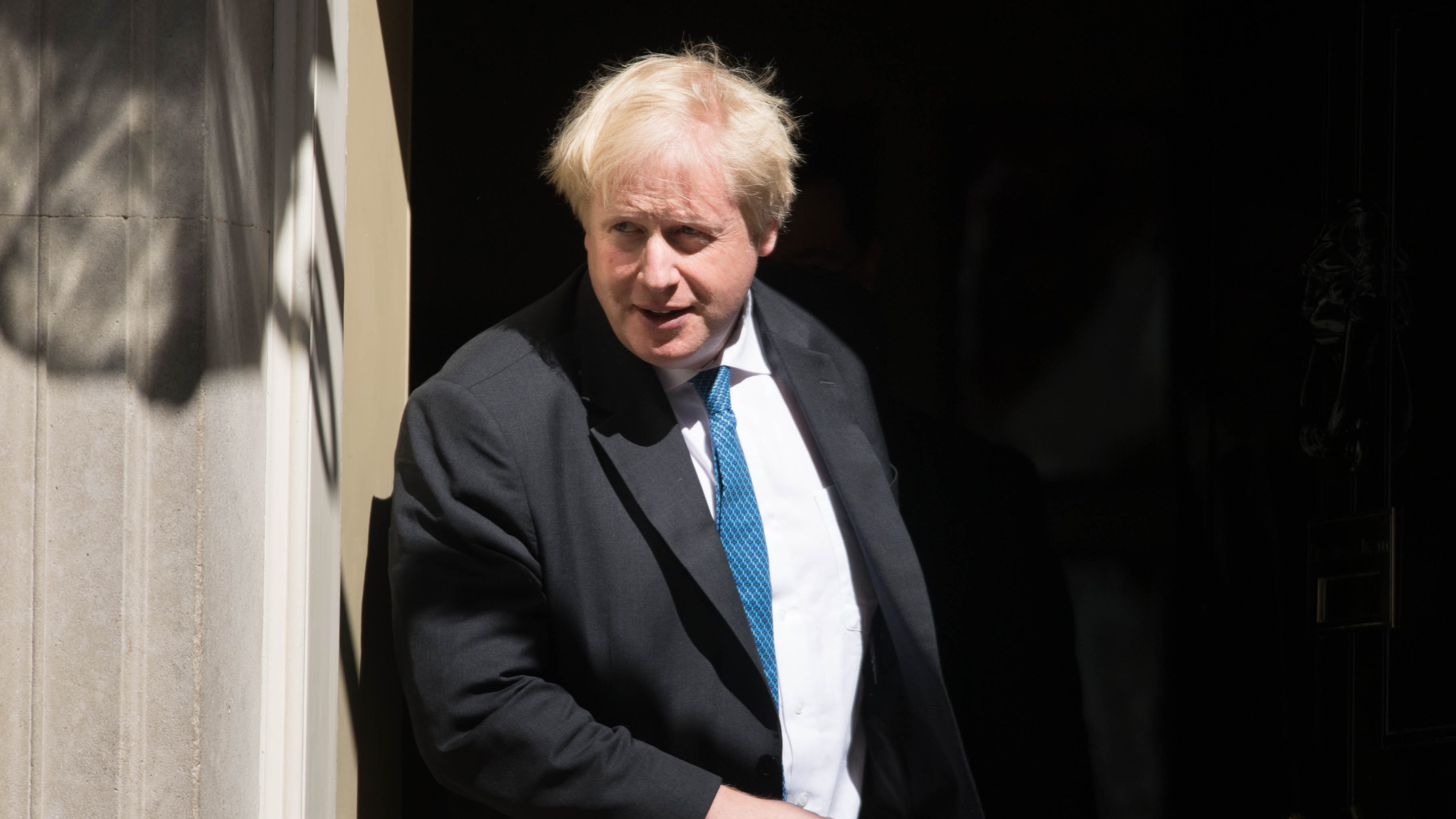 Boris Johnson takes call from prankster posing as Armenia PM