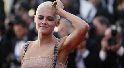 Kristen Stewart dives into grief in Cannes directorial debut