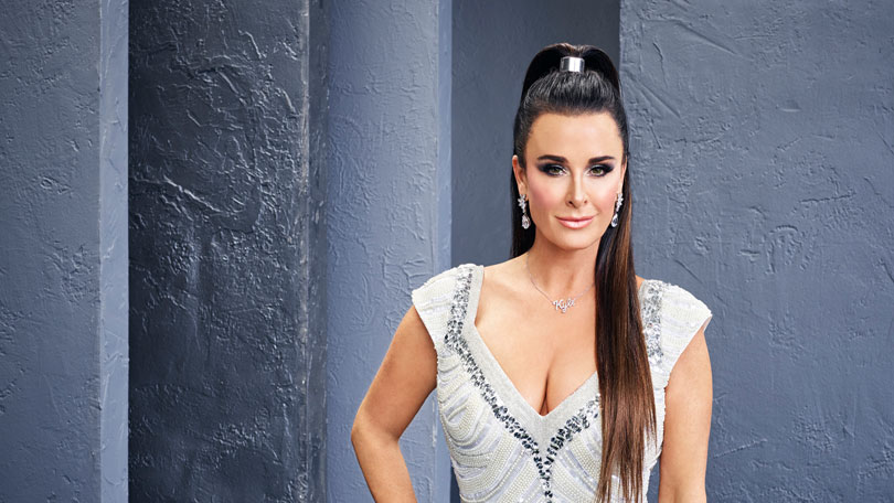 Kyle Richards Talks Real Housewives Of Beverly Hills And American