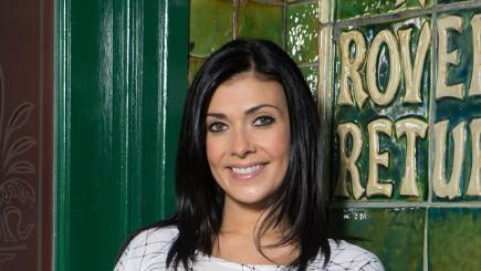 Kym Marsh is hoping for a 'happily ever after'