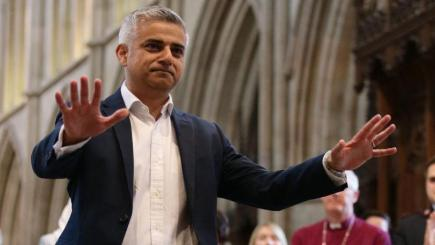 Sadiq Khan said 'we've got to stop talking about ourselves and start talking to citizens about the issues that matter to them'