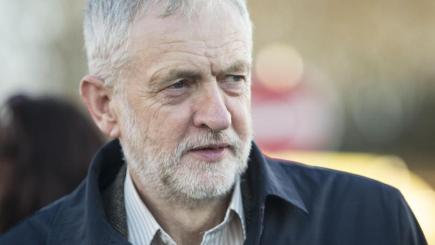 Jeremy Corbyn has vowed Labour will not frustrate the process for invoking Article 50