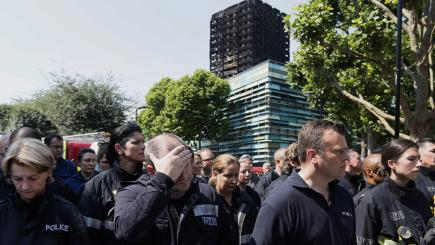 Lack of sprinklers highlighted amid tower block fire safety concerns