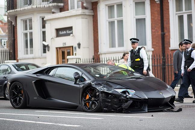 Lamborghini Splits In Half During Brooklyn Car Crash (VIDEO) | The ...