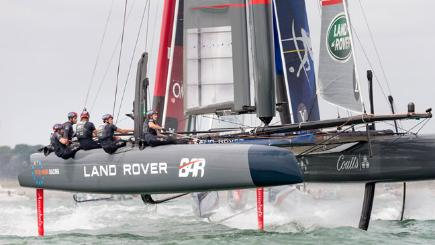 How BT is helping to bring home America's Cup