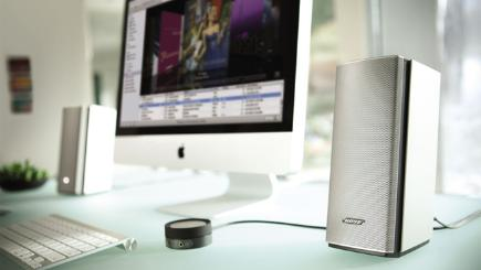 Bose Companion Speaker system with computer