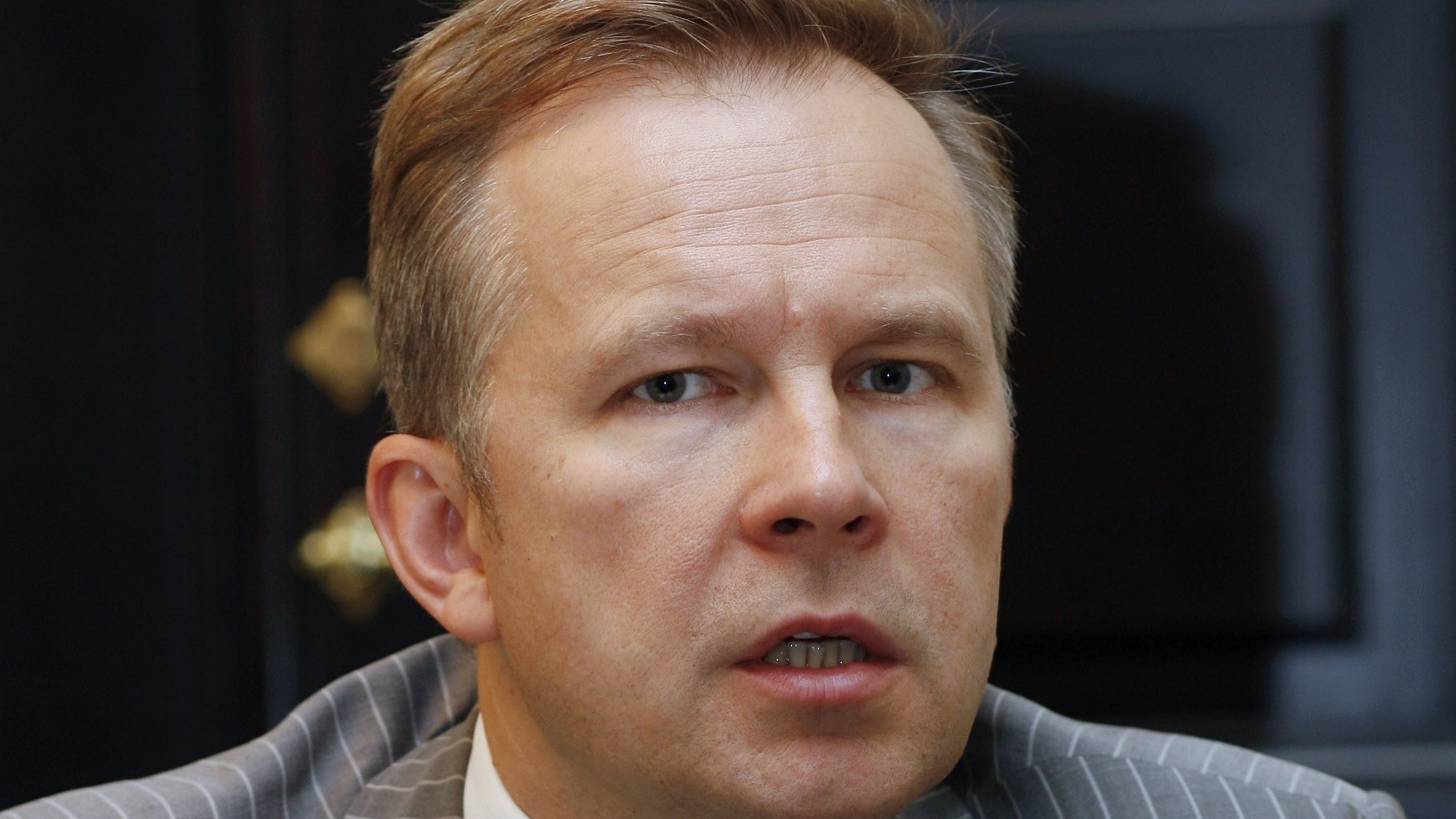 Latvian media say central bank chief's office raided