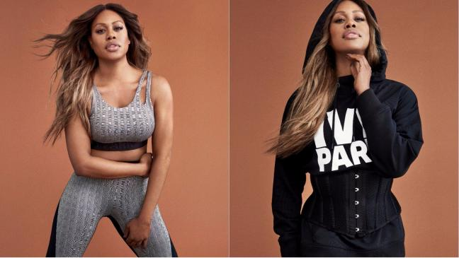 0e9eba5ef8c Laverne Cox is the new face of Beyonce s Ivy Park  Here are 5 other trans  models making their mark