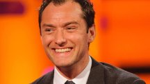 Jude Law has confirmed he is to become a father again
