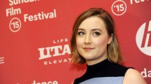 Leaving home was traumatic for Saoirse Ronan