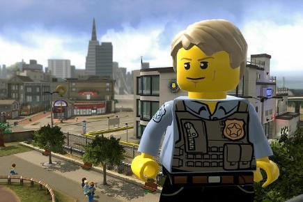 Lego movie games City Undercover