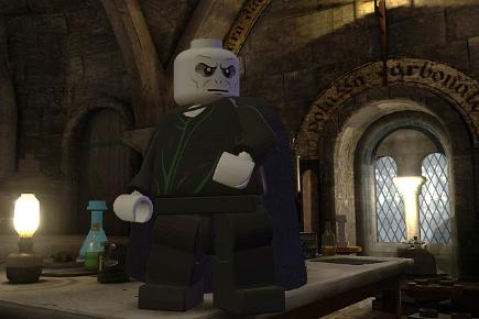 Lego movie games Harry Potter