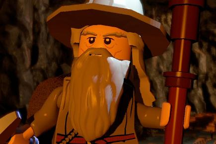 Lego movie games Lord of the Rings