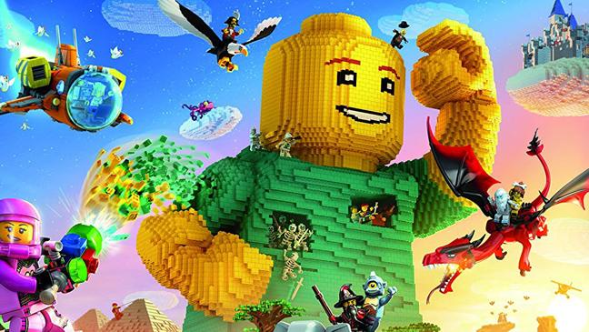 lego worlds game review - bt