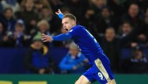 Leicester boss wowed by Jamie Vardy display