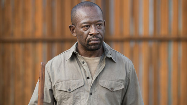 Morgan Jones in Fear the Walking Dead (Lennie James)