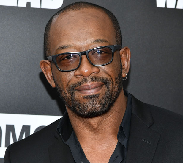 Lennie James in The Walking Dead