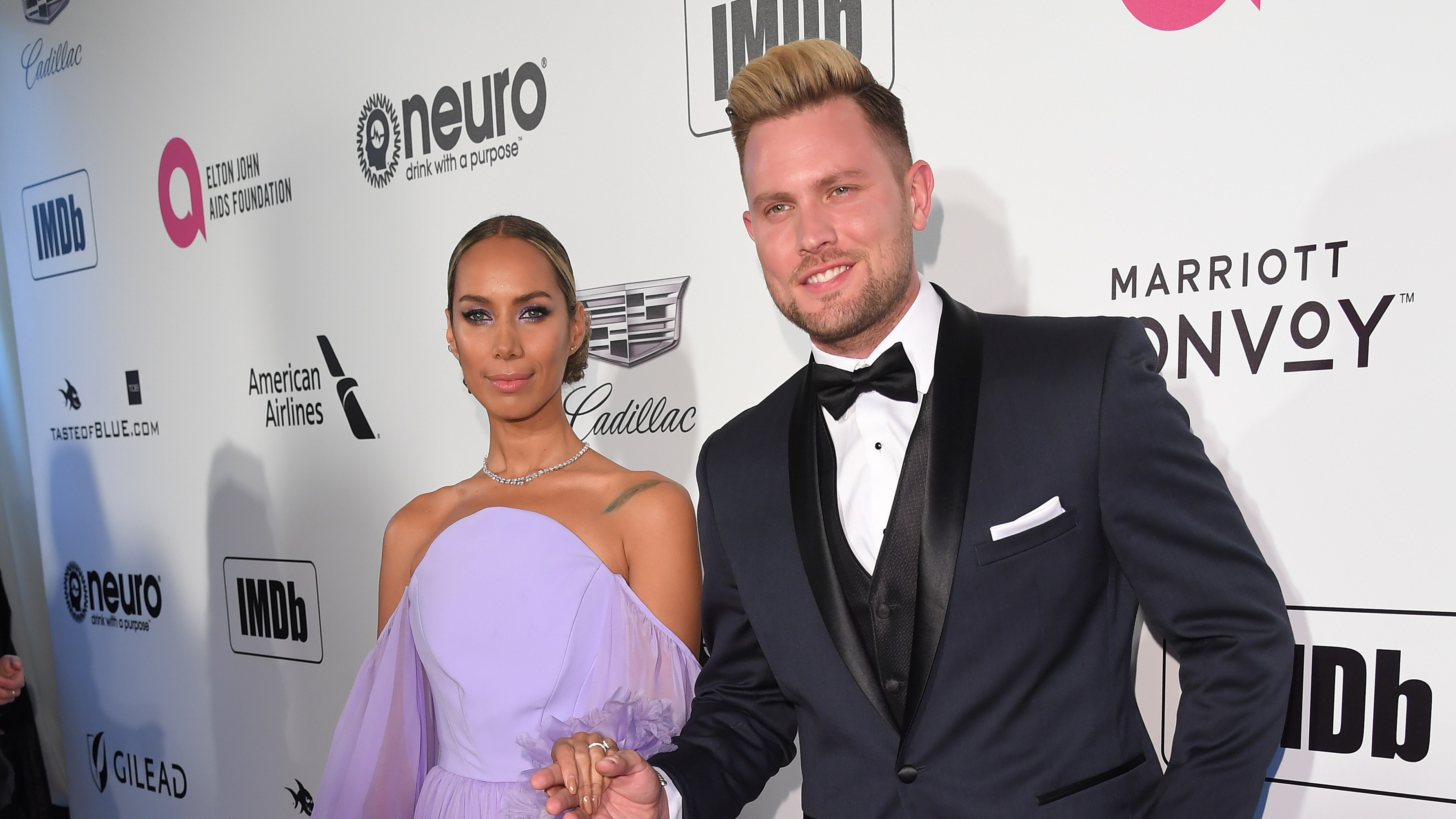 Leona Lewis marries partner Dennis Jauch in Italy