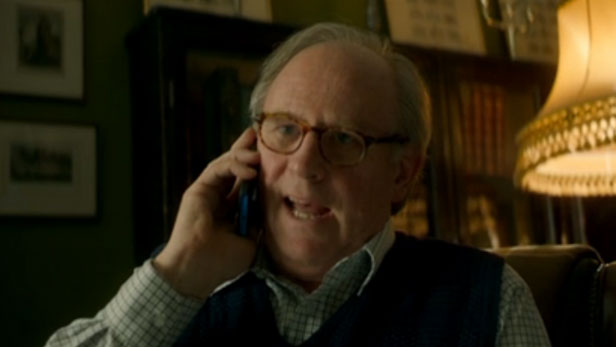 Peter Davison in Liar