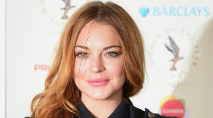 Lindsay Lohan lobbying to star in a live-action The Little Mermaid