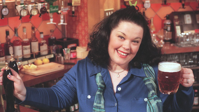 Lisa Riley as Mandy Dingle