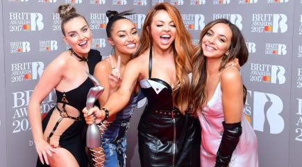 Little Mix Announce New Single 'Power' Featuring Stormzy