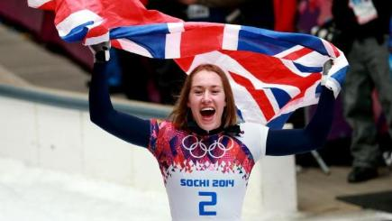 Yarnold: I love not having to prove myself