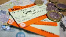 How to save on the cost of train tickets