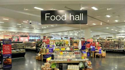 This week's Friday freebies include free M&S food,