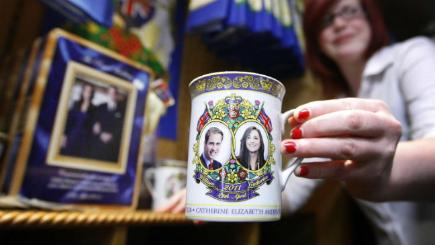 Is royal memorabilia really worth anything?