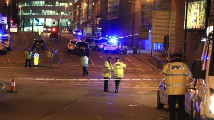 Dean of Manchester warns against division as he condemns 'despicable' attack