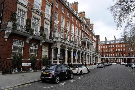 Kensington and Chelsea boasts six of the 10 most expensive streets in England and Wales