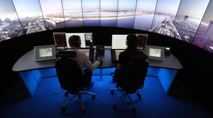 UK airport control tower to become digital