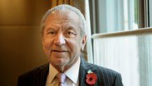 Lord Sugar forgot to attach a picture to a 'what is this' tweet and the internet made some odd suggestions