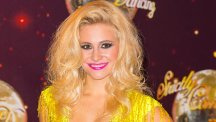 Pixie Lott says she and the other Strictly Come Dancing celebrities have been supporting each other