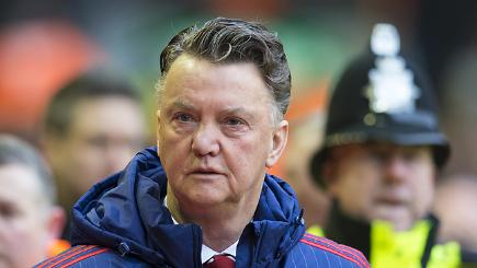 Is Louis van Gaal's time up at Old Trafford?