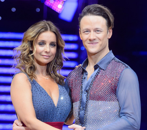 Louise Redknapp on Strictly