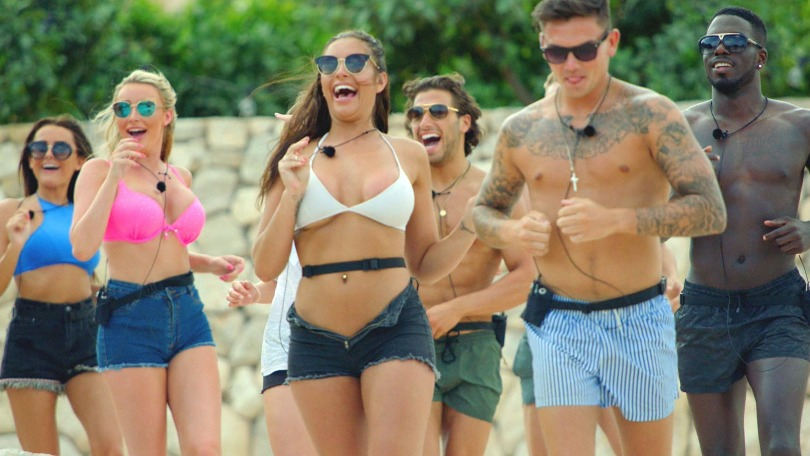 Love Island contestants 2017