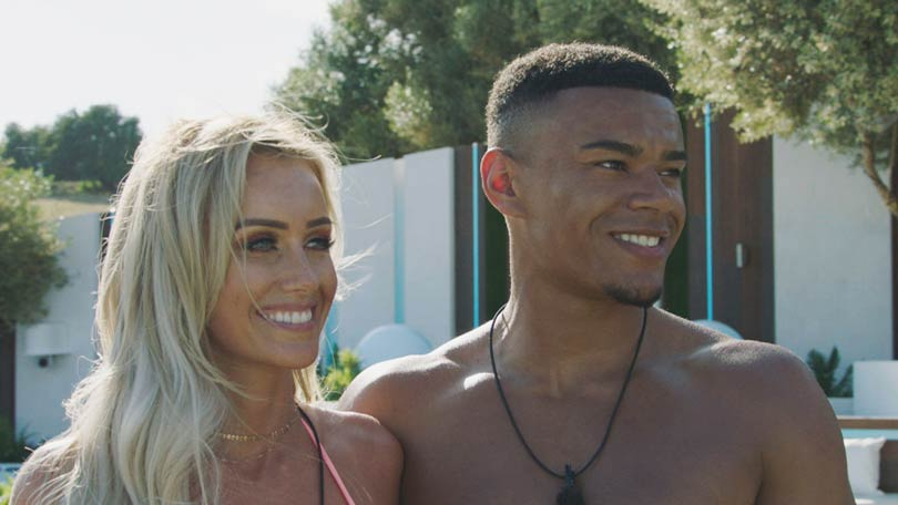 Love Island - Wes and Laura