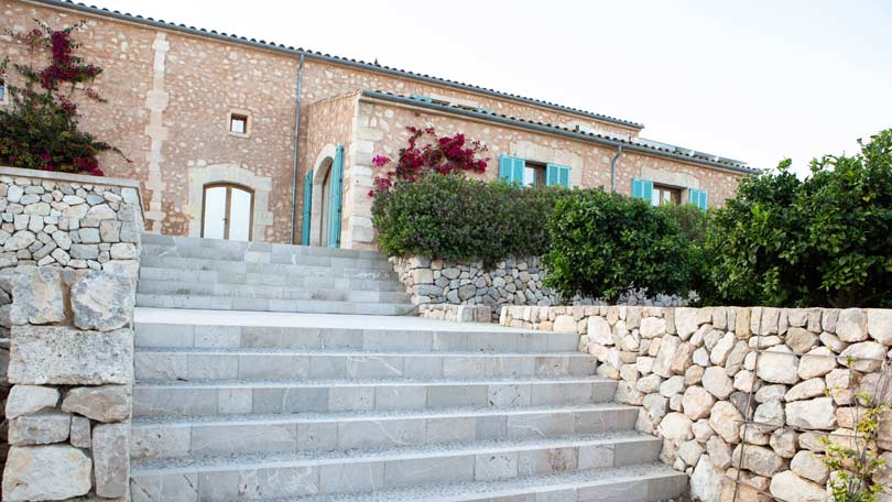 Love Island villa Mallorca