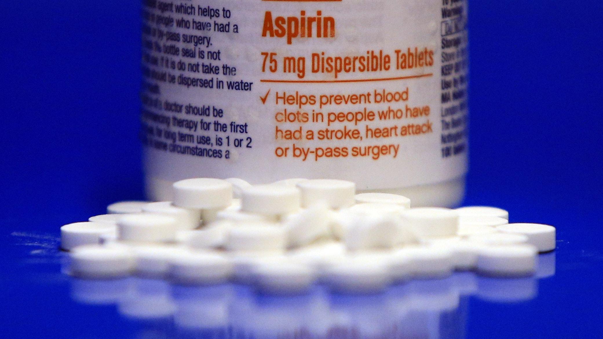 Ovarian cancer: Aspirin could reduce risk