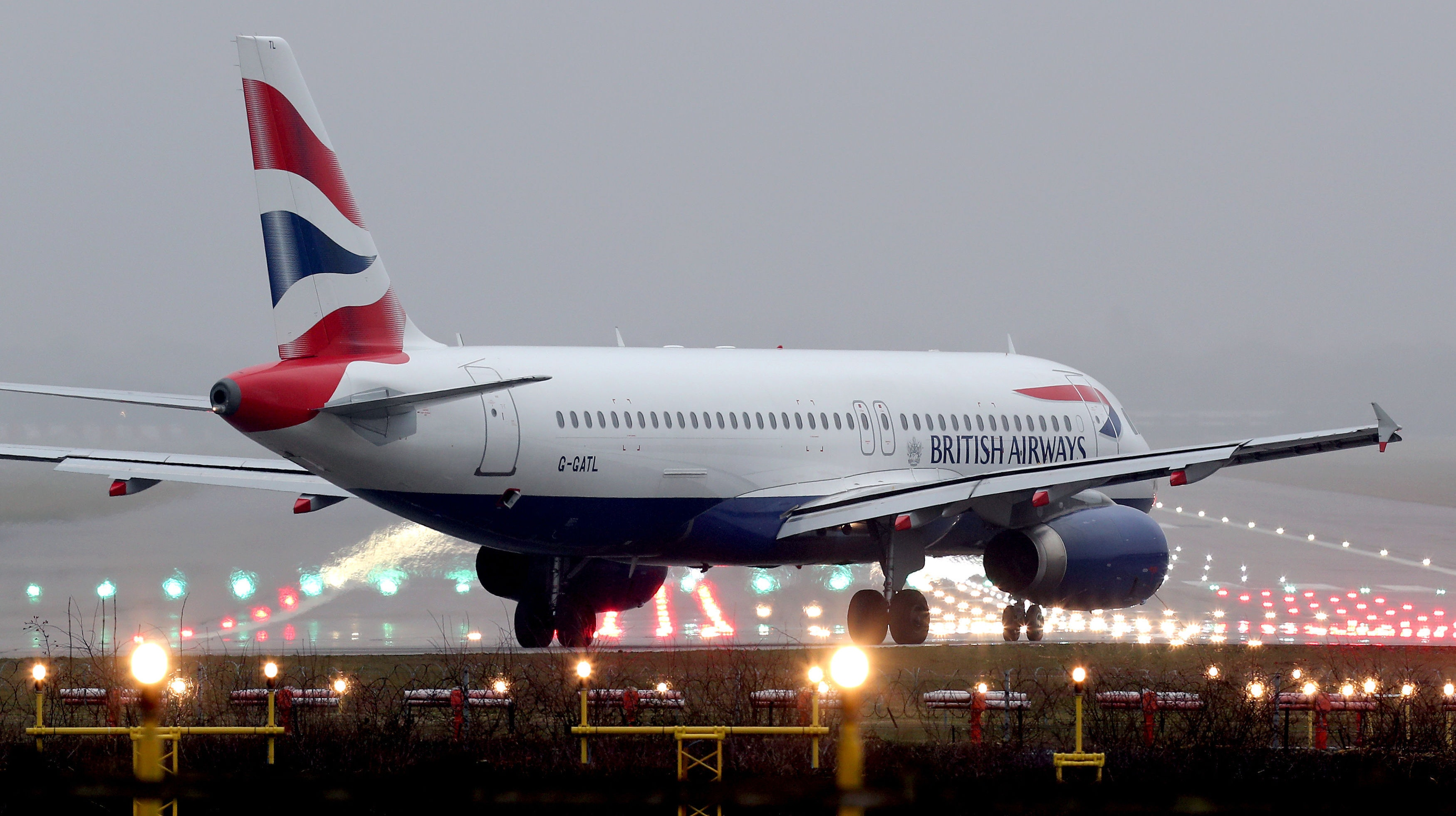Lower fuel costs help profits at British Airways owner IAG take off