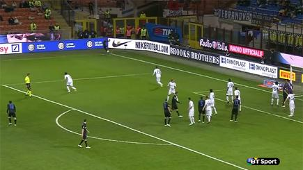 Is this corner from Podolski the worst ever?