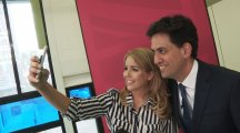 Lydia Bright: Ed Miliband is best-looking party leader