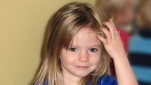 Madeleine McCann was three when she went missing from the family's holiday apartment in Portugal in 2007