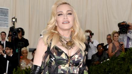 Madonna celebrates son's 17th birthday with throwback picture