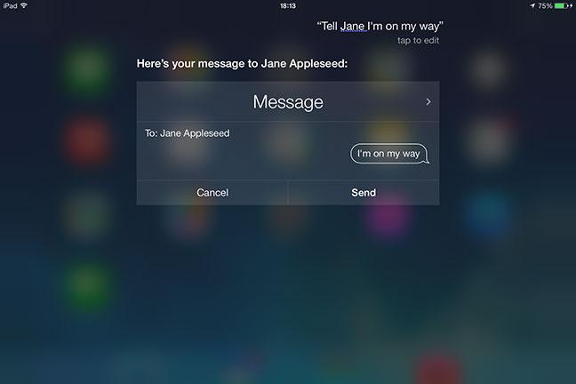 Discover Siri and use your voice to control your iPad - BT