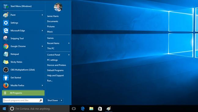 make windows 10 volume like windows 7